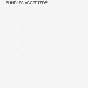 Other - Offer reasonable prices per bundle